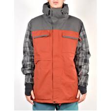 ARMADA Prospect Ins CHARCOAL zimní bunda pánská - XL