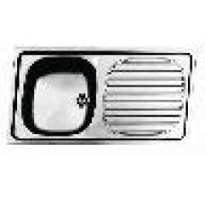 Kuchyňský dřez 80x60 univerzální - FALCO
