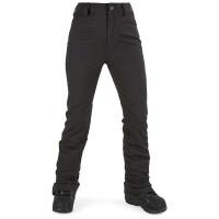 Volcom Coast black zateplené kalhoty dámské - L