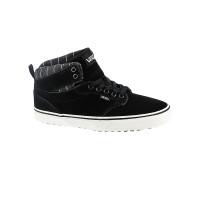 Vans ATWOOD HI (MTE) black/marshmallow pánské boty na zimu - 42,5EUR