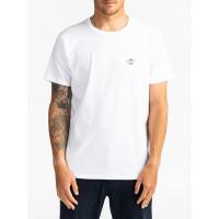 Billabong SURF REPORT white pánské tričko s krátkým rukávem - M