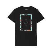 Billabong TUCKED black dětské tričko s krátkým rukávem - 14
