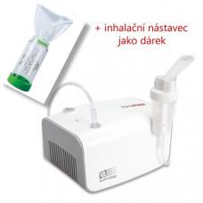 Inhalátor Rossmax NB500 + inhalační nástavec jako dárek