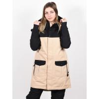 Burton GORE EYRIS TRUBLK/IRSHCR zimní bunda dámská - S