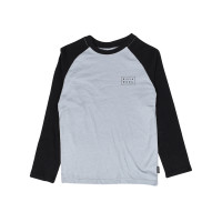 Billabong DIE CUT black dětské tričko s krátkým rukávem - 12