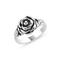 OLIVIE Stříbrný prsten RŮŽE 3983 Velikost prstenů: 9 (EU: 59 - 61)