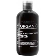 MY.ORGANICS The Organic Keratin Pure Treatment Intensive Keratin Amino Acids 250ml