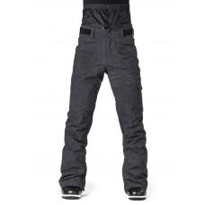 Horsefeathers EVE space black zateplené kalhoty dámské - S
