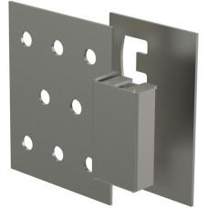Magnetická vanová dvířka (pod obklady) basic ALCAPLAST plast AVD005 (AVD005)