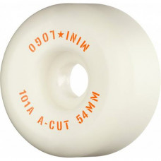 Skate kolečka MINI LOGO A-Cut 54mm 101a white