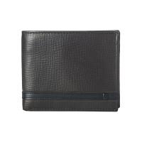Rip Curl OVERLAP 2 IN 1 brown luxusní pánská peněženka