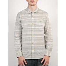 Ezekiel GRIMM OATMEAL pánská košile krátký rukáv - M