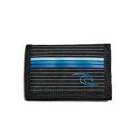 Rip Curl SURF CHAIN BLACK/BLUE luxusní pánská peněženka