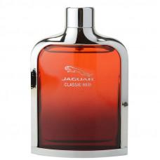 Jaguar Classic Red toaletní voda Pro muže 100ml TESTER