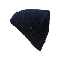 RVCA DAYSHIFT II NAVY pánská zimní čepice