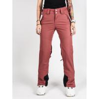 Billabong MALLA VINTAGE PLUM dámské kalhoty na snb - S