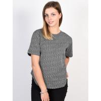 Ezekiel Square BLK dámské tričko s krátkým rukávem - S