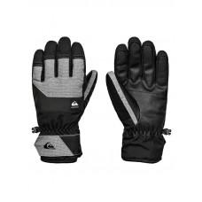 Quiksilver GATES TRUE BLACK pánské prstové rukavice - M