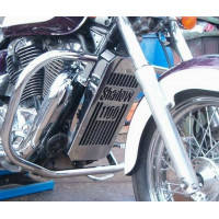 Honda VT 1100 Shadow (ACE C2 - SC32) kryt chladiče - 6442