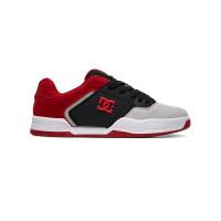 Dc CENTRAL BLACK/RED/GREY pánské letní boty - 40,5EUR
