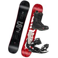 Gravity SILENT 7 pánský snowboardový set