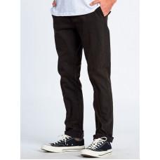 Billabong NEW ORDER CHINO RAVEN plátěné sportovní kalhoty pánské - 34