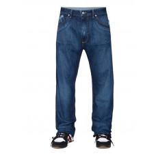 Peace crosstown jeans vintage indigo značkové pánské džíny - XS