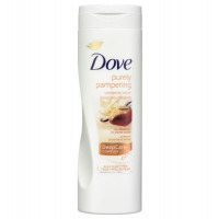 Dove Purely Pampering Shea Butter & Vanilla tělové mléko 400ml