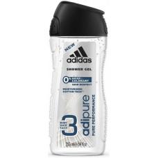 Adidas Adipure Shower Gel M 250ml