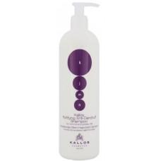 Kallos KJMN Fortifying Anti-Dandruff Shampoo 500ml