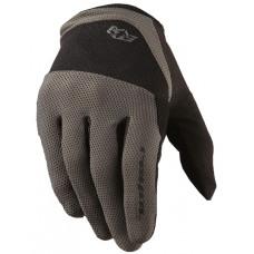 Royal CORE YOUTH BLACK/GRAPHITE cyklistické rukavice - M