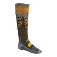 Burton PERFORMANCE MW sunrise kompresní ponožky - M