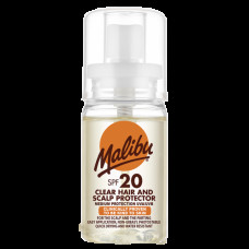 Malibu Clear Hair And Scalp Protector SPF 20 50ml