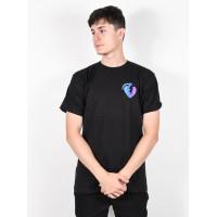 Thunder CHARGED GRENADE FADE BLK pánské tričko s krátkým rukávem - L