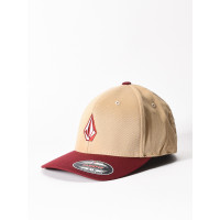 Volcom Full Stone Xfit BRONZE baseball čepice - S/M