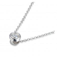 Couple Zlatý dámský náhrdelník Kirsty 3890114-0-45-99