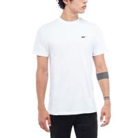 Vans SKATE CLASSIC white pánské tričko s krátkým rukávem - XL