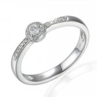 Couple Zlatý dámský prsten Davina 3861261 Velikost prstenu: 52