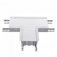 T spojka k LED závěsnému lineárnímu svítidlu VT-7-42-W