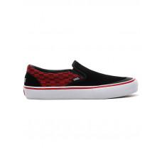 Vans SLIP-ON PRO (BAKER)ROWAN/SPEED CHECK pánské letní boty - 45EUR