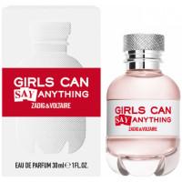 Zadig & Voltaire Girls Can Say Anything parfémovaná voda Pro ženy 30ml
