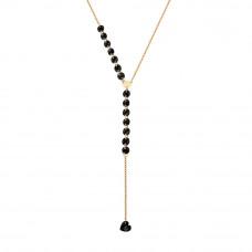Zlato Zlatý dámský náhrdelník CC16072