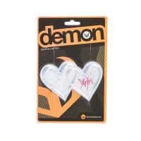 Demon Heart CLEAR grip snowboard