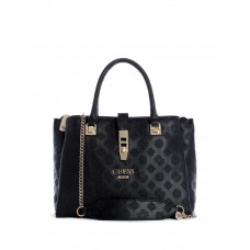 GUESS kabelka Peony Classic Girlfriend Carryall černá vel.