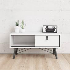 Konferenční stolek RY 86009 bílý mat - TVI