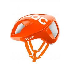 POC Ventral SPIN Zink Orange AVIP cyklistická přilba - S