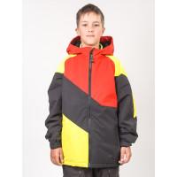 Ride Hemi ins. 5/5 black dětská zimní bunda - XL