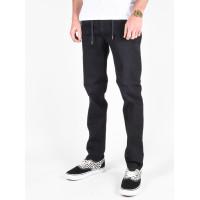 Element E02 BLACK DARK USED značkové pánské džíny - 32/34