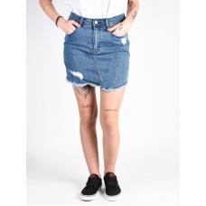 Element WASTED INDIGO WASH sukně nad kolena - 28