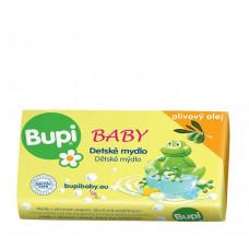 Bupi Baby Dětské mýdlo s olivovým olejem 100g